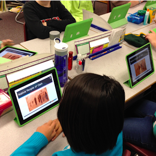 Oakdale 4th Grade nearpod