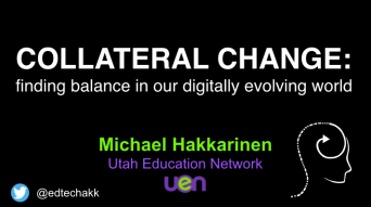 Collateral Change Intro Slide